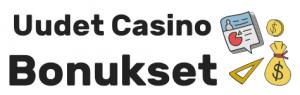 uudet casinobonukset