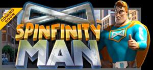 Asuuko sinussa pieni supersankari? Pelaa Spinfinity Man